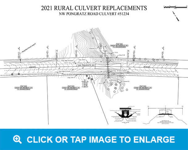 """Culvert replacement plans"""